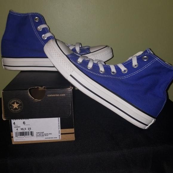 9b017fb11849 Converse Shoes - Dazzling blue chuck taylor